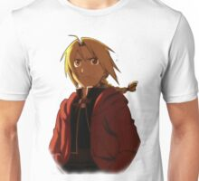 Full Metal Alchemist - Edward Elric Unisex T-Shirt