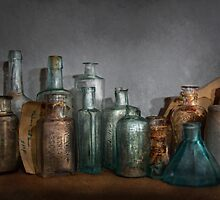 Pharmacy - Doctor I need a refill  by Mike  Savad
