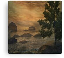 Fantasy Forest 6 Canvas Print