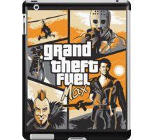 Grand Theft Fuel: Max iPad Case/Skin