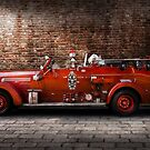 Fireman - FGP Engine No2 by Mike  Savad