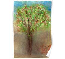 Windy Tree... Poster