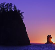 Pacific Sun by jimHphoto