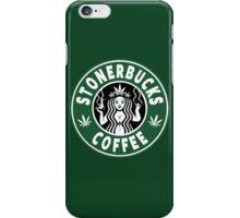 Stonerbucks Coffee iPhone Case/Skin