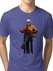 The Blues Tri-blend T-Shirt