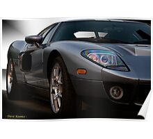 2006 Ford GT VS1 Poster