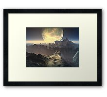 Return to Epsilon Minor Framed Print
