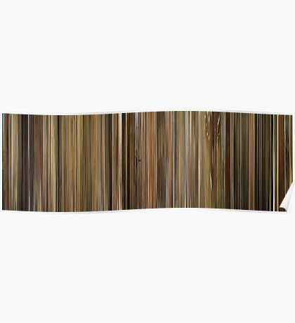 Moviebarcode: Leon: The Professional / Léon (1994) Poster