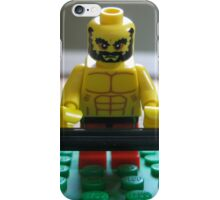 TRAINING LEGOS iPhone Case/Skin