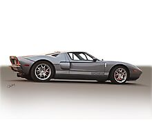 2006 Ford GT VS2 Photographic Print