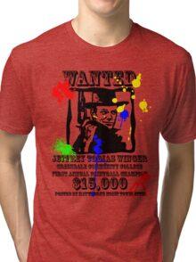 Fistful of paint Tri-blend T-Shirt