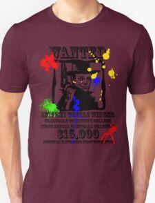 Fistful of paint Unisex T-Shirt