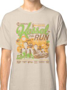 Kessel Fun-Run (12-Parsec Race to Cure Wookiee-Pox) Classic T-Shirt