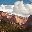 Kolob Canyon - Zion National Park by Aaron Minnick