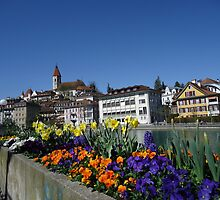 thun city by fladelita