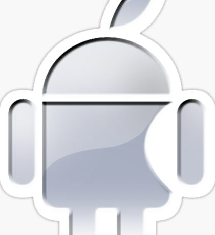 iDroid Sticker