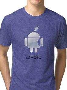 iDroid(text) Tri-blend T-Shirt