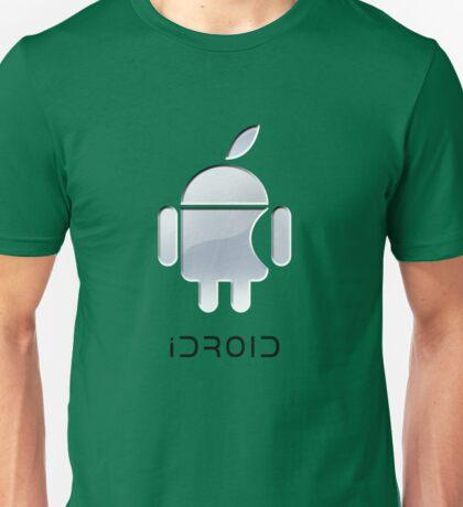 iDroid(text) Unisex T-Shirt