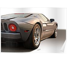 2006 Ford GT VS6 Poster