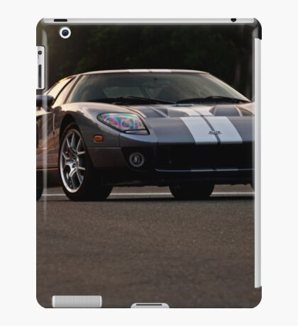 2006 Ford GT VS8 iPad Case/Skin
