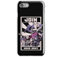 Join Nohr!  iPhone Case/Skin