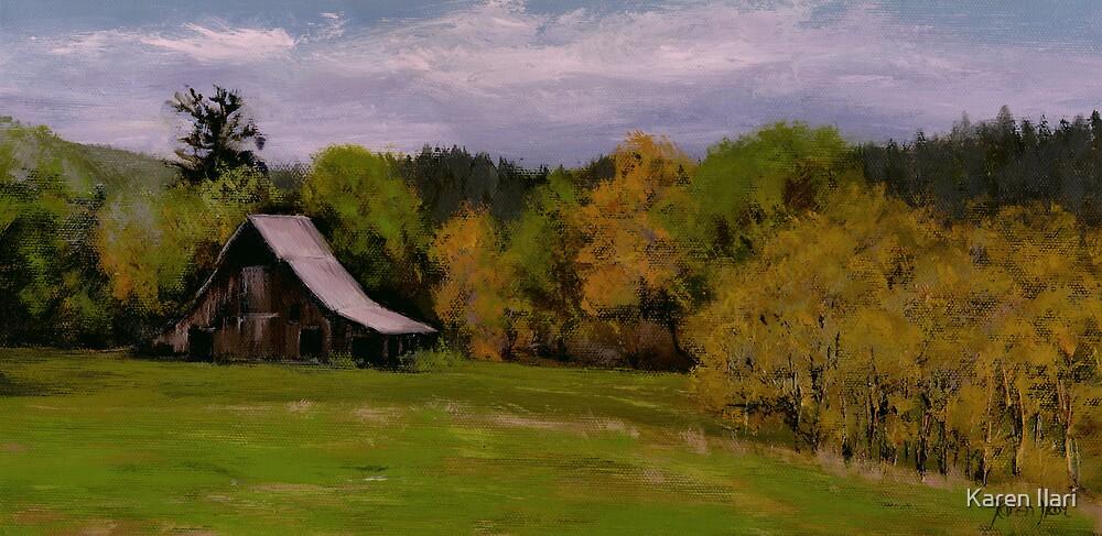 Mildred Kanipe Equestrian Park by Karen Ilari