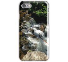 River Wye, Buxton iPhone Case/Skin