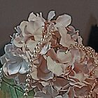 Pearls and Flowers by Sherry Hallemeier