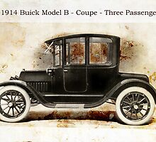1914 Buick Coupe by garts