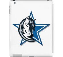 dallas cowboys logo 1 iPad Case/Skin