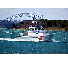 Cape Cod Canal Photographic Print