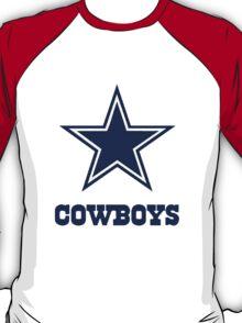 dallas cowboys logo 3 T-Shirt