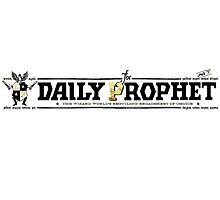 The Daily Prophet by mousemix