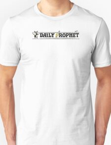 The Daily Prophet Unisex T-Shirt