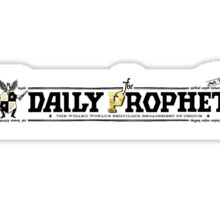The Daily Prophet Sticker
