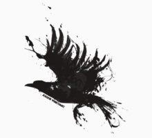 IODINE crow by tatiilange