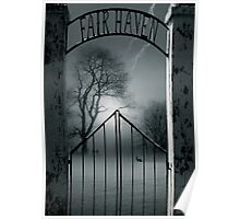 The Gate to Fair Haven Poster