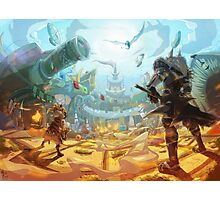 Monster Hunter 4 Unlimited Photographic Print