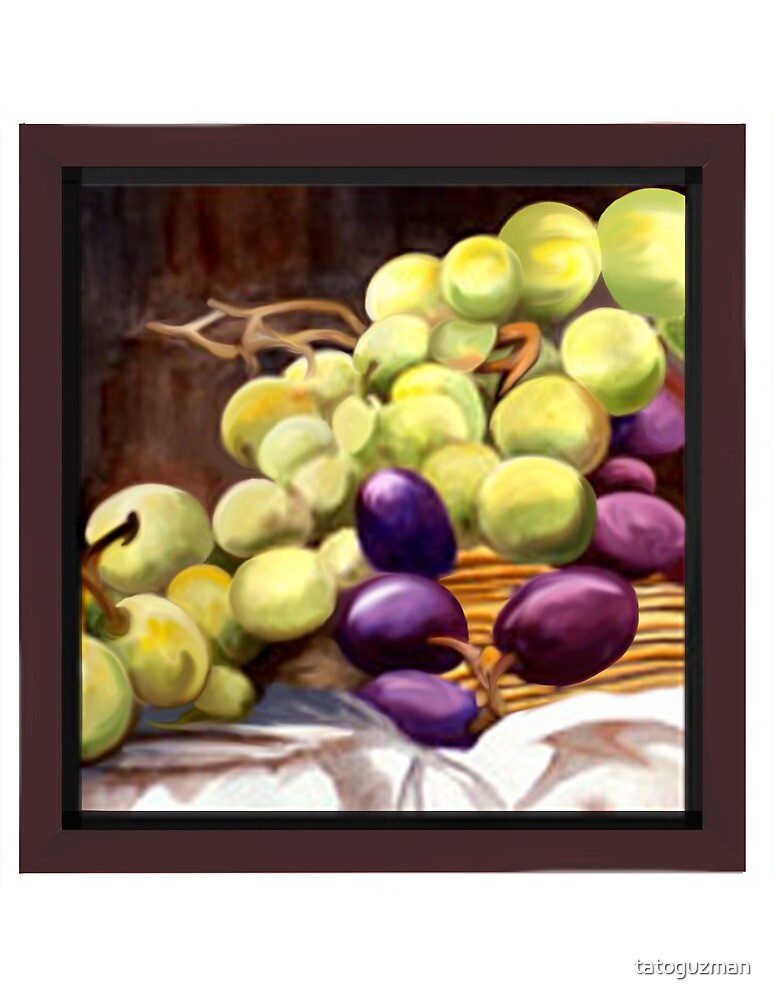 Greenlight Grapes by tatoguzman