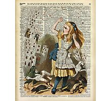 Alice In The Wonderland  Photographic Print