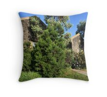 Mernda -  Church Throw Pillow