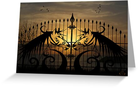 Sunrise Gate by Rookwood Studio ©