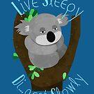 Live Sleepy, Di...gest Slowly  by fixtape