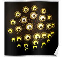 Light Circles Poster