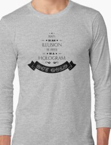 Cipher Chic Long Sleeve T-Shirt
