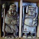 Ancient Wise Men by DEB CAMERON