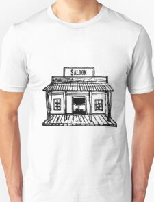 Desperado terminus Unisex T-Shirt