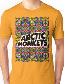 Arctic Monkeys - Trippy Pattern T-Shirt