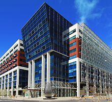 Sirius Building, Woden by buildings