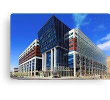 Sirius Building, Woden Canvas Print